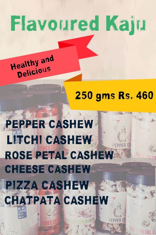 Litchi flavoured Cashew 250gm