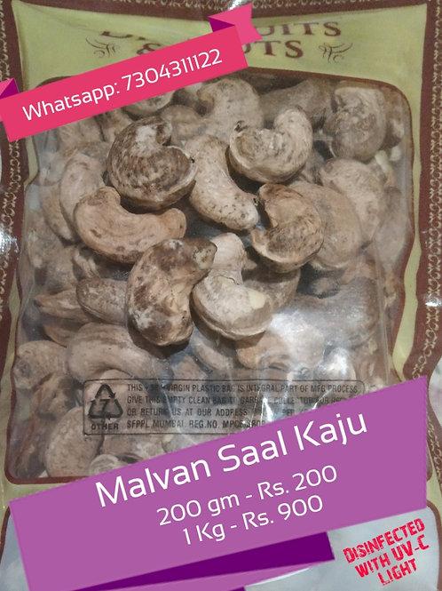 Malvan Saal Kaju 200gm