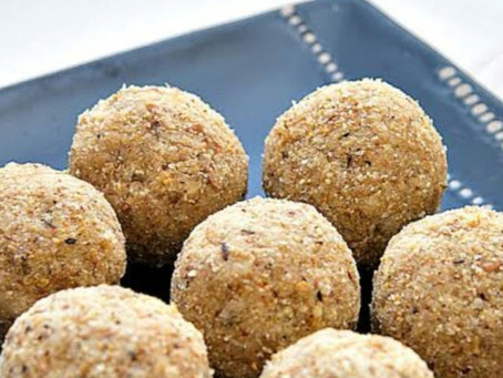 Gondh Ka Laddoo  / Ding Ladoo : Why Indian Mothers Are Served This High-Calorie Ladoo Post-Pregnancy