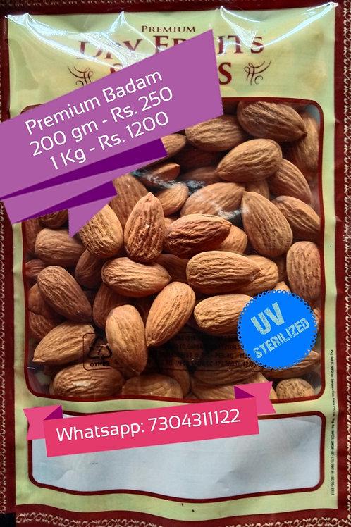 Californian Almond SP 200gm