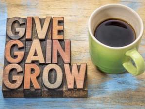 Growing In Giving