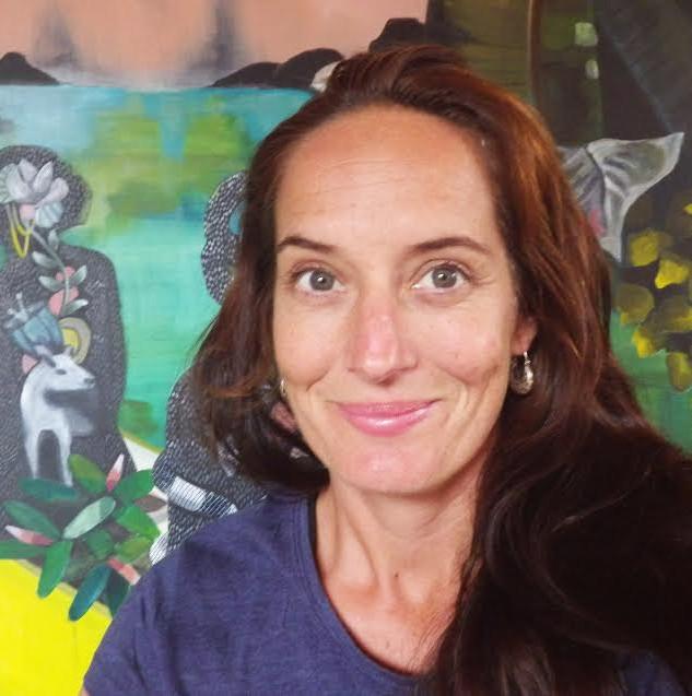 Tanya Blong. Educator, Artist, Art technician