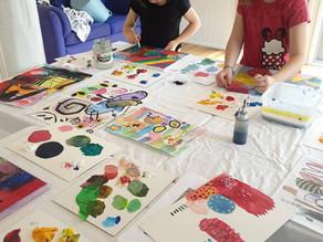 Creative Matters Art Parties