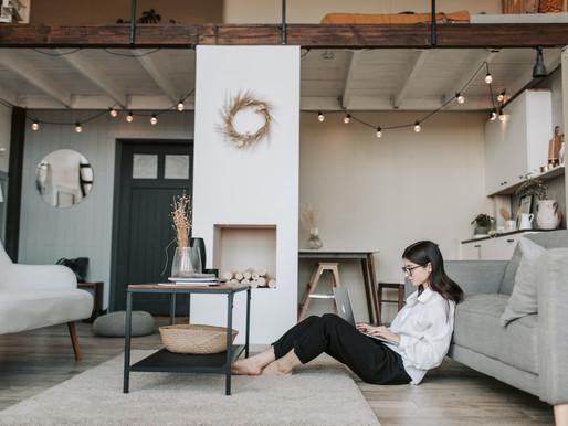 Crie o seu espaço de trabalho em casa