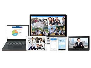 Huawei TE Desktop / Cliente Móvel de Videoconferência