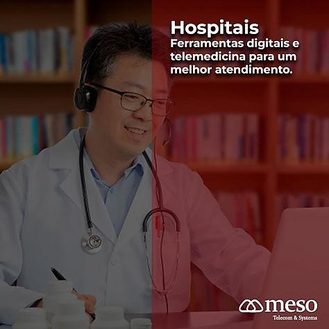 Hospitais Video Conferências