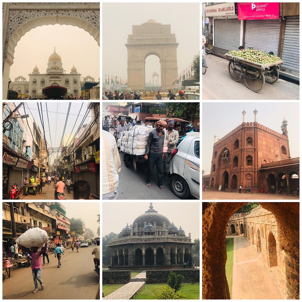 Delhi Highlights