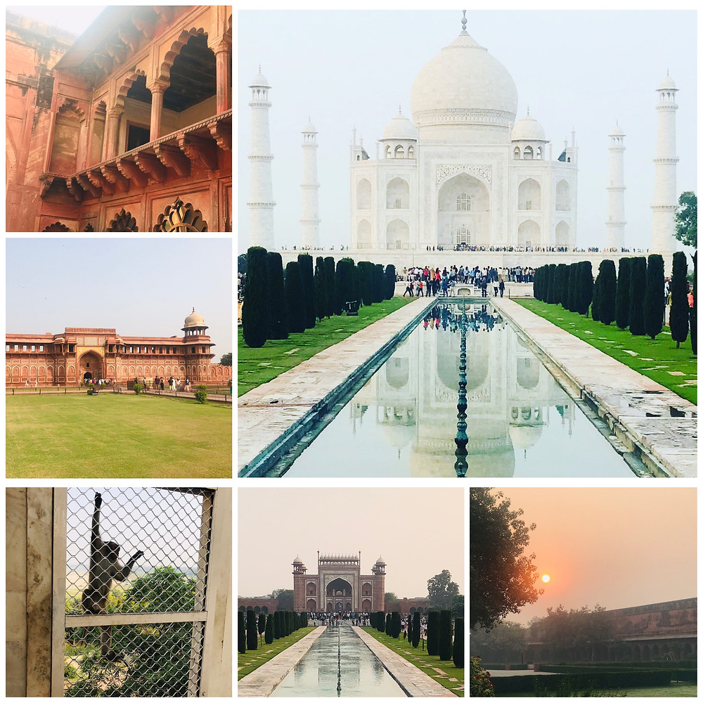 Agra Highlights