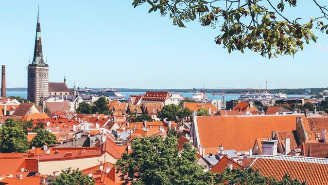 Not so cheap Tallinn, Estonia!