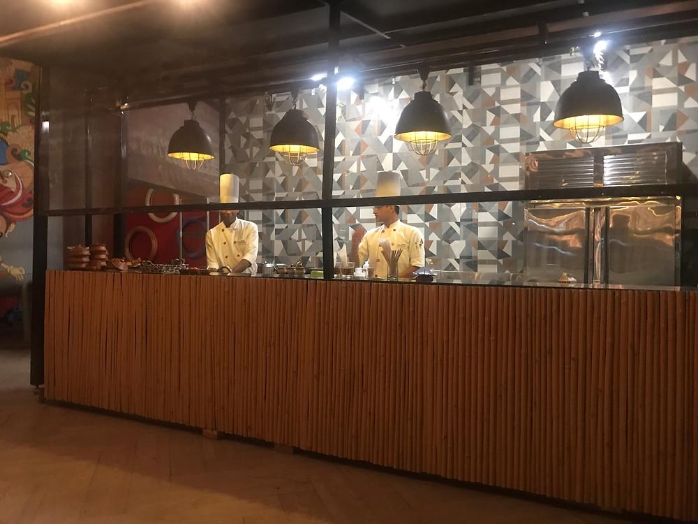 Anti Clock Restaurant