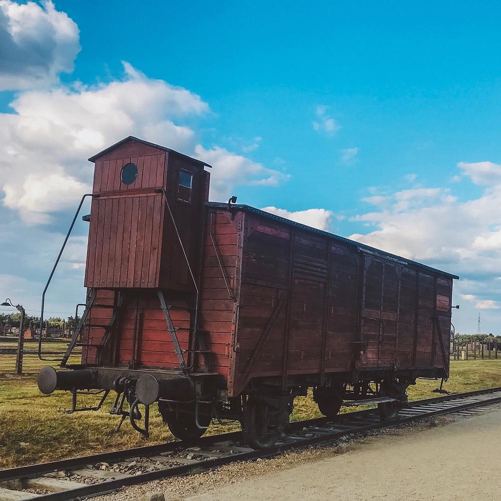 TrainTransport to Auschwitz