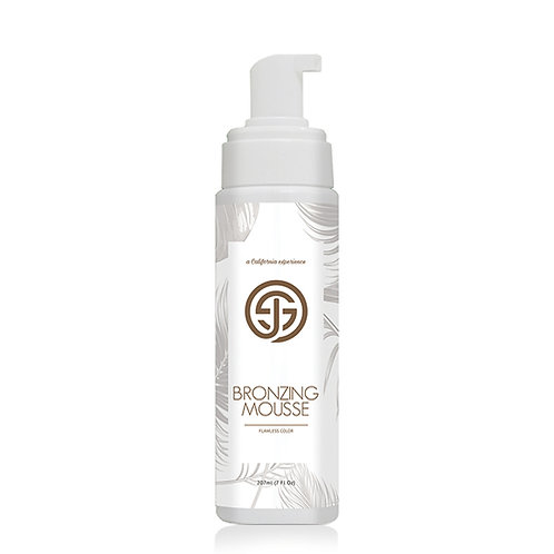 Sjolie Self Tanning Mousse