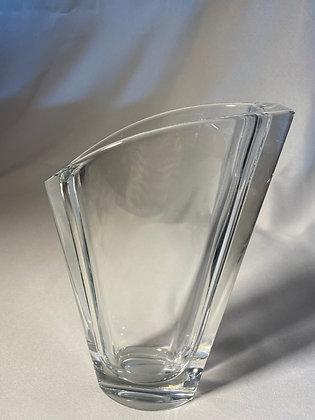 Vaso de cristal 22cm altura