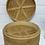 Thumbnail: Cesto de bambu para cozinha no vapor