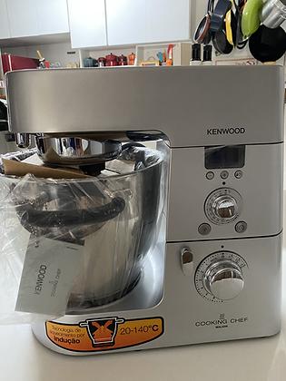 Batedeira planetária Cooking Machine Kenwood