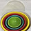 Thumbnail: Jogo com 5 bowls acetato