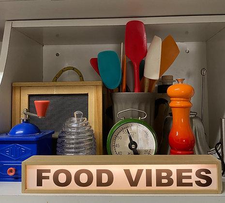 Lâmina extra regular Food Vibes