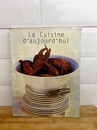 La cuisine d'daujourd'hui