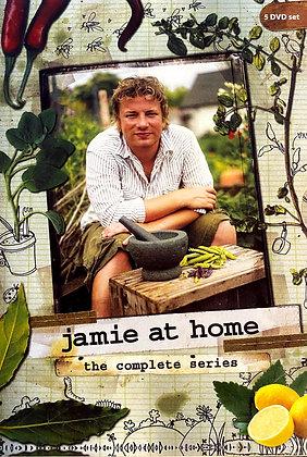 Jamie at home, em DVD