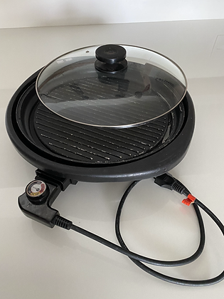 Grill redondo 120V