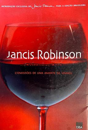 Confissões de uma amante de vinhos, Jancis Robinson