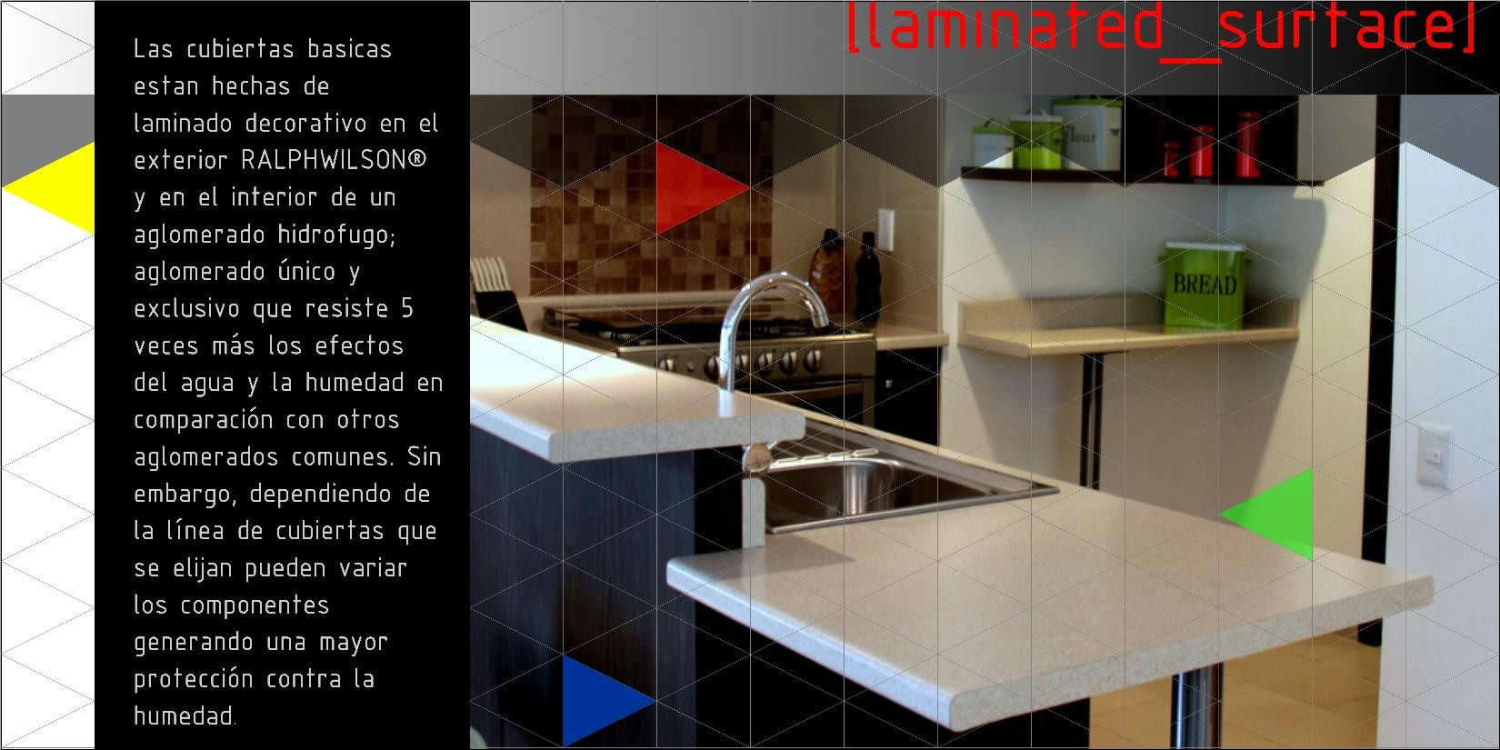 superficies laminadas