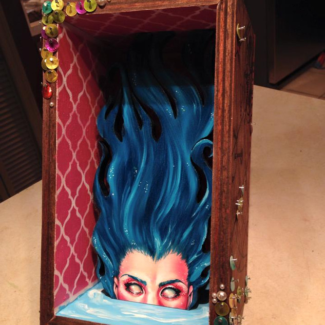 Sea Gypsy (Witch Box)