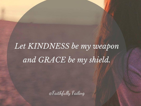 Grace and kindness