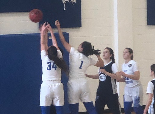 Lady Warriors Come Up Short in Elimination Round of Tournament