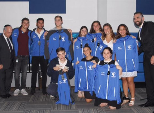 Hebrew Academy Holds Annual Sports Banquet