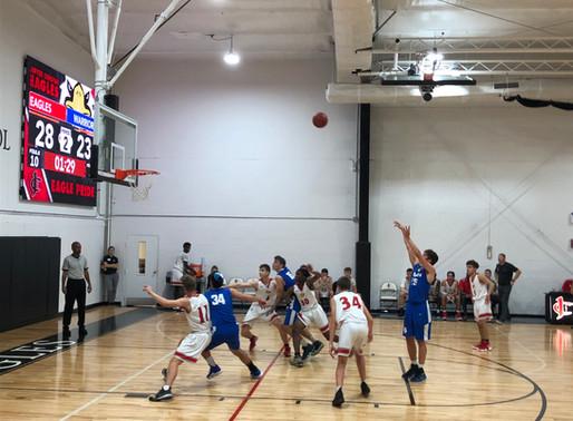 Historic Basketball Season Comes to a Close Against Jupiter Christian