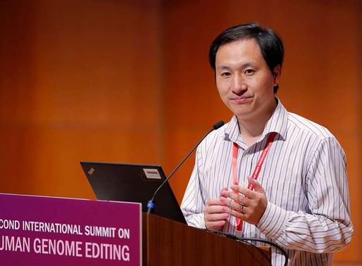 Op-Ed: Jiankui's Genetic Engineering Allegations