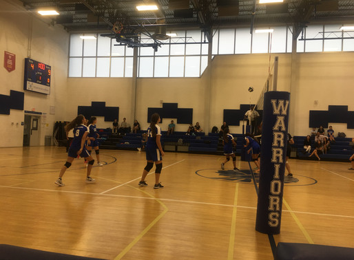 Hurricane Irma Can't Stop Lady Warriors