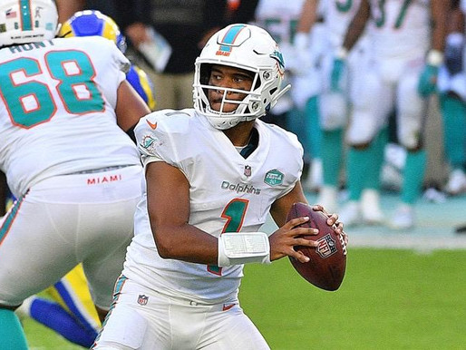 Tua Time for the Miami Dolphins