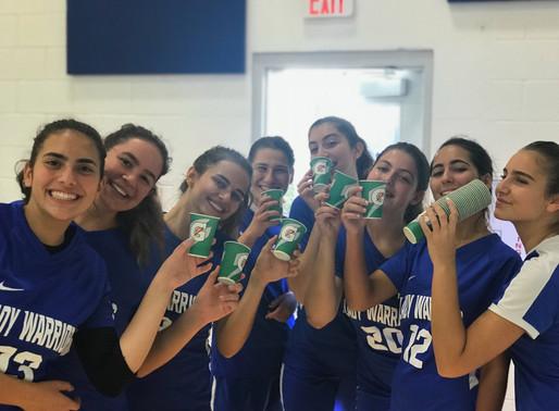 YHS Game Propels Girls Volleyball to Winning Streak