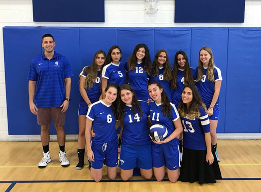 Lady Warriors Volleyball Advances to Districts