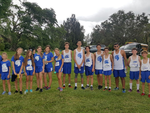Cross Country: Running Their Way to Regionals