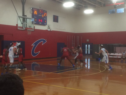 Warriors Fall Short in Districts; Look to Sarachek for Next Victory