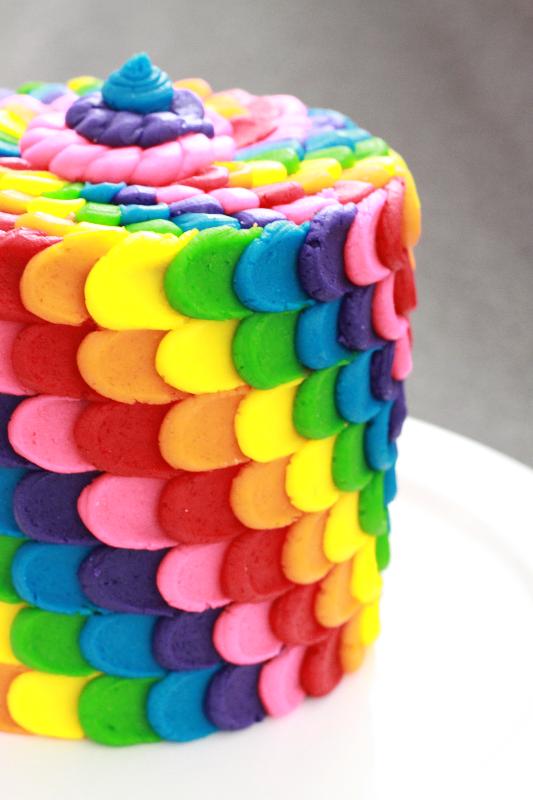 Rainbow Tabs