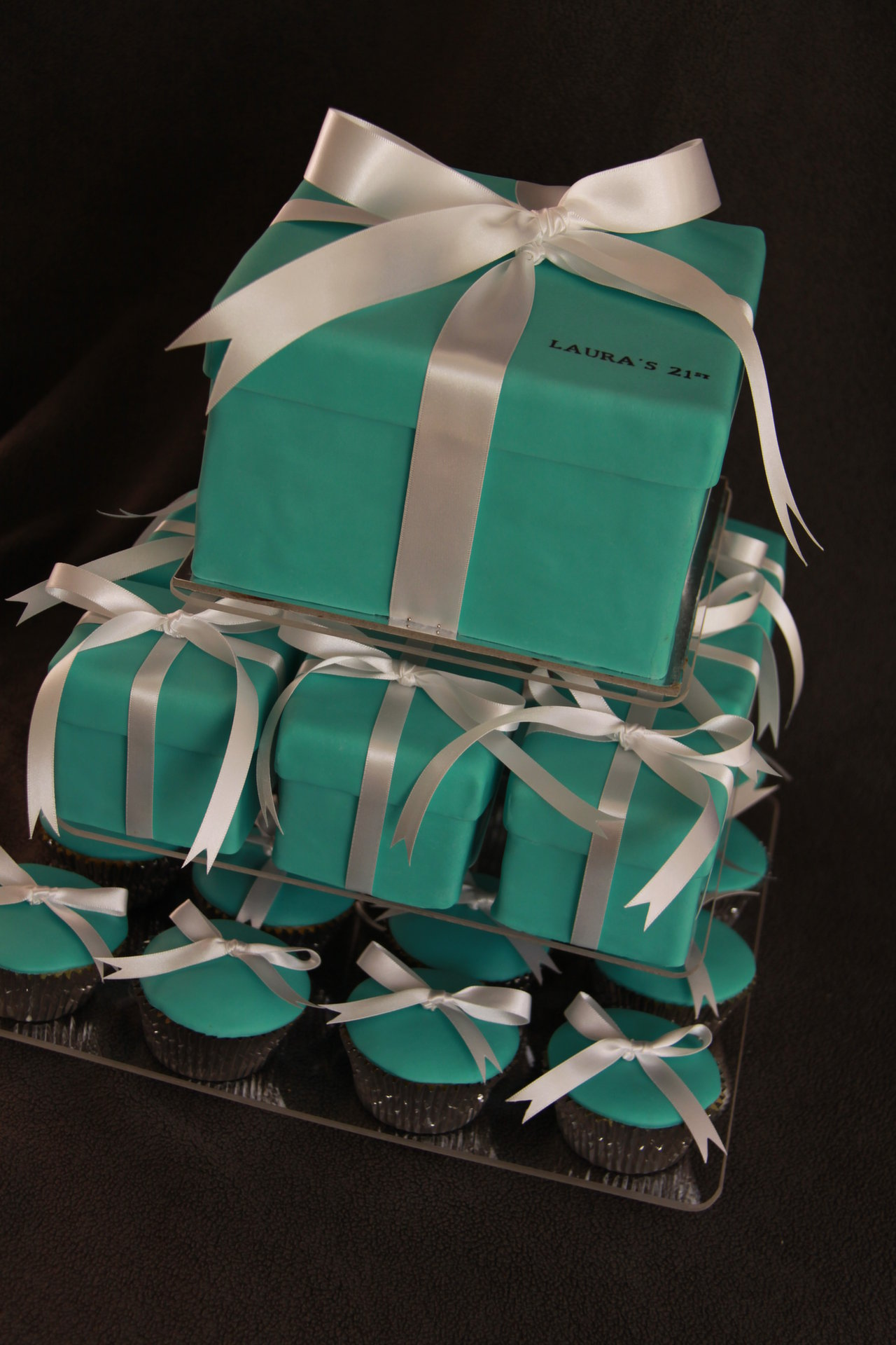 Tiffany's Boxes