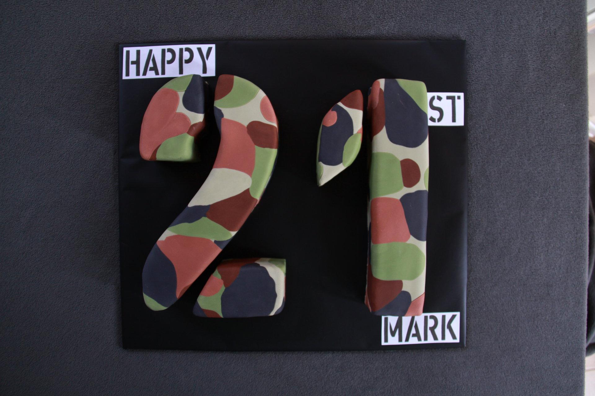 Camo '21'