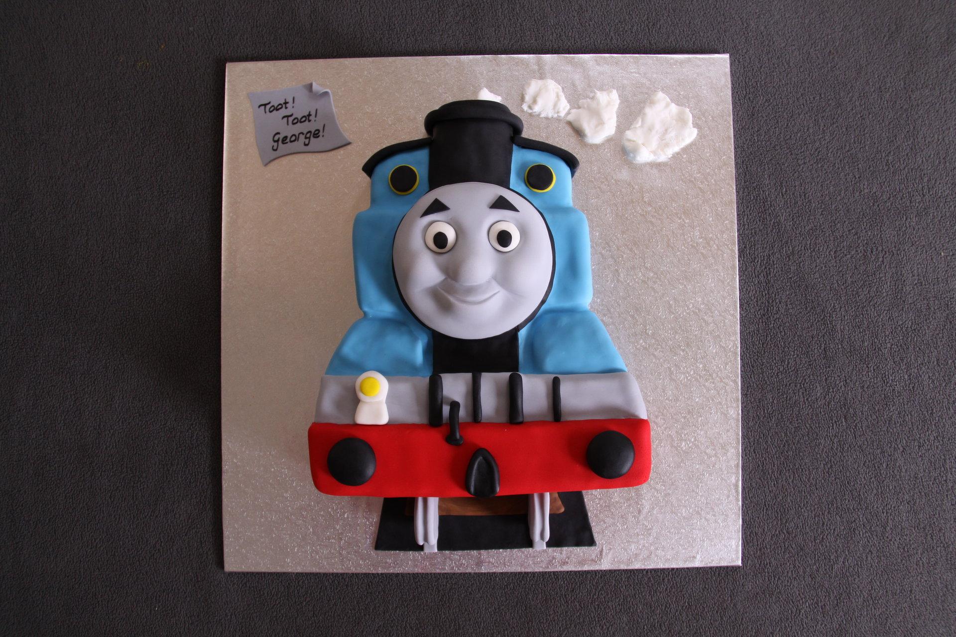 Thomas the Tank Engline