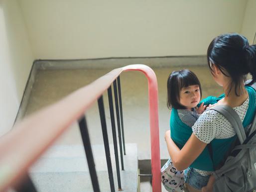 你居家生活的好夥伴,雙環親密揹巾Chimparoo & JPMBB,台中輔導員開箱(四)