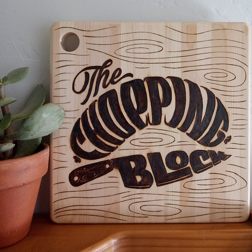 Rad Dad Serving Boards - Designed by Cory Say - Father's Day