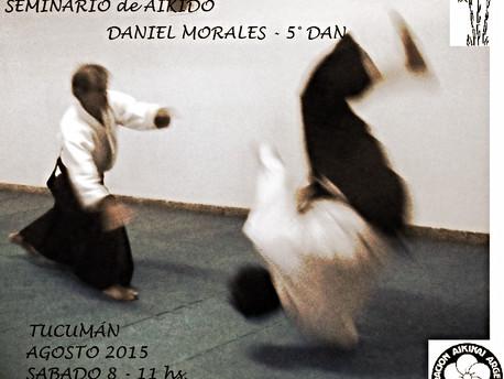 8 de Agosto - Seminario Daniel Morales - Tucumán