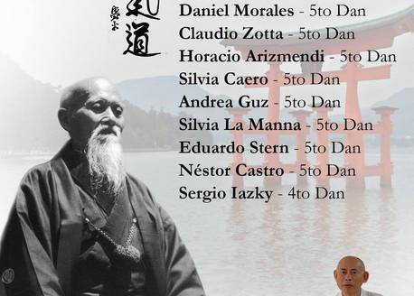 14 y 15 de Noviembre - IV Seminario Nacional de Aikido