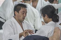 Durante la práctica - Etsunen Geiko