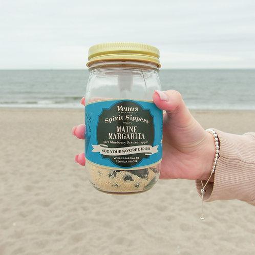 Maine Margarita Spirit Sipper Infusion Jar