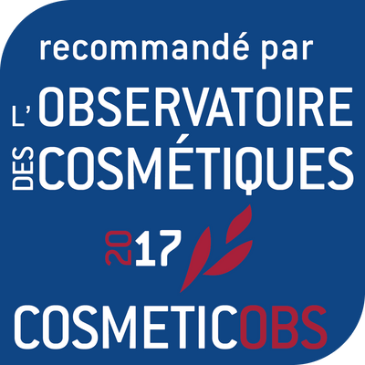 BOMOÏ offers products recommended by the Cosmetics Observatory