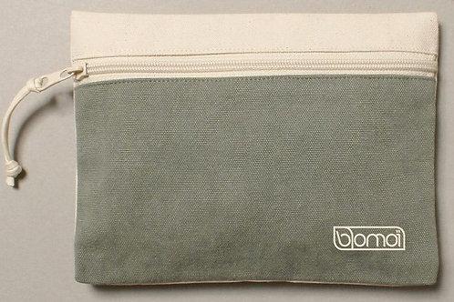 Trousse de voyage petit format en coton Bomoï